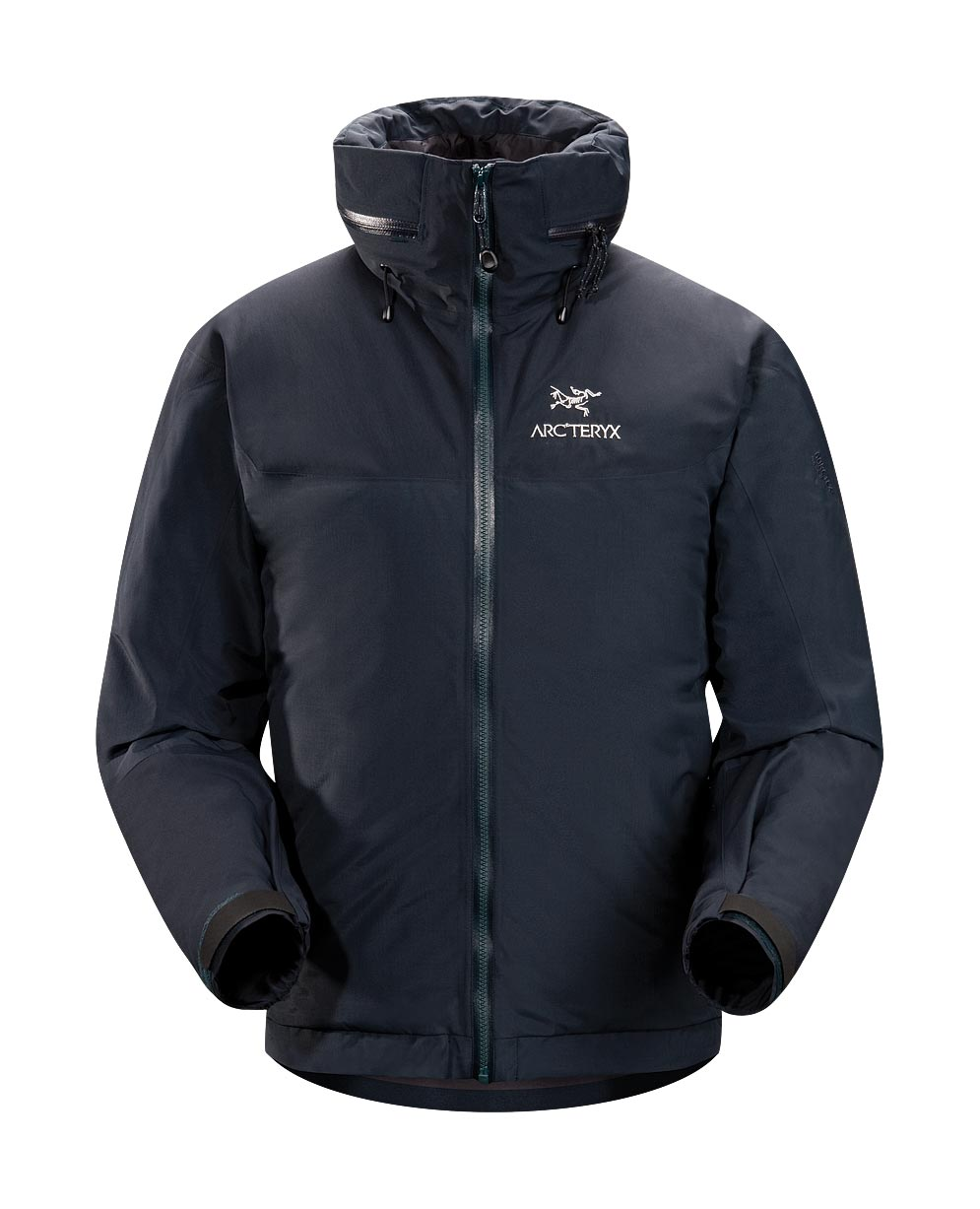 Arcteryx Deep Dusk Fission AR Jacket